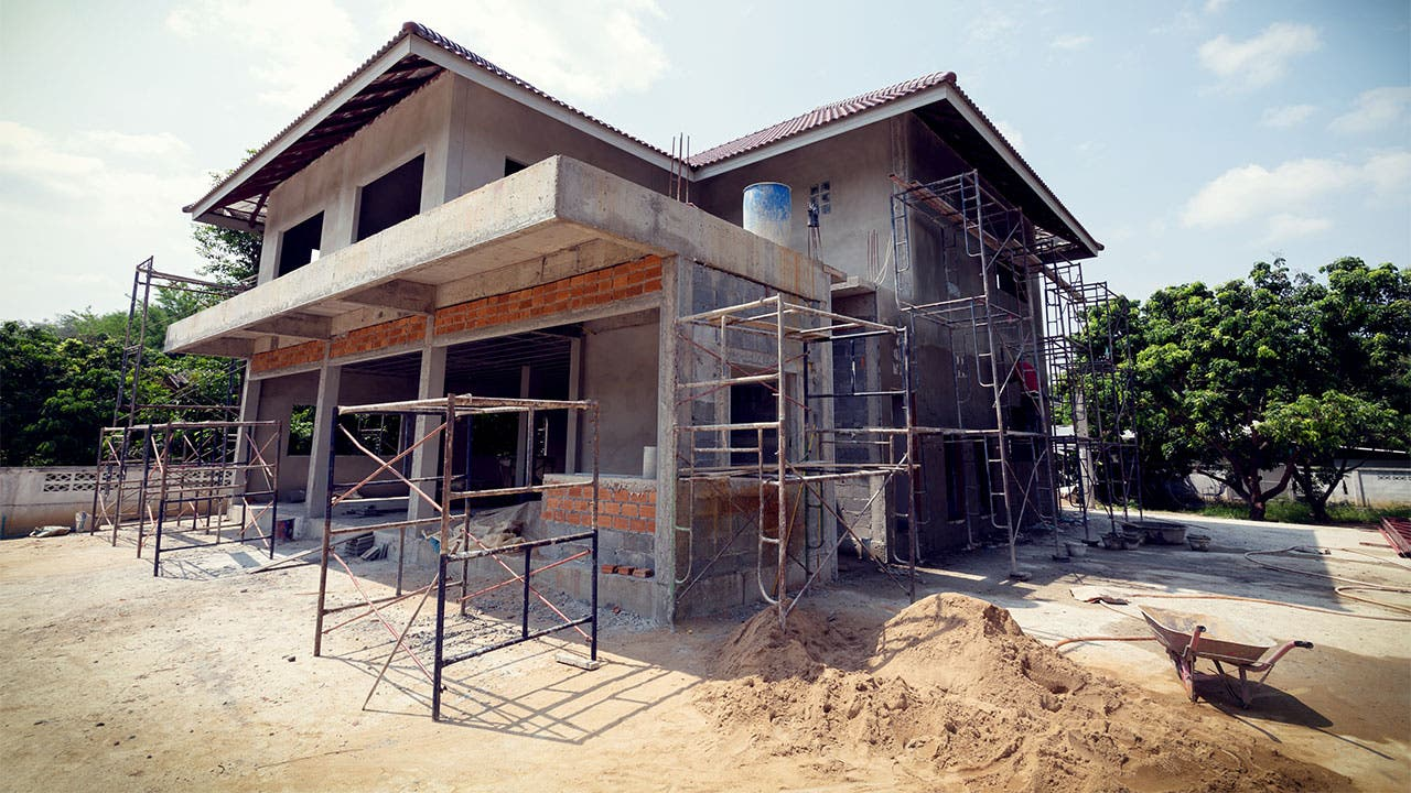 How to get a construction loan broker