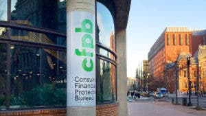 Consumer Financial Protection Bureau building