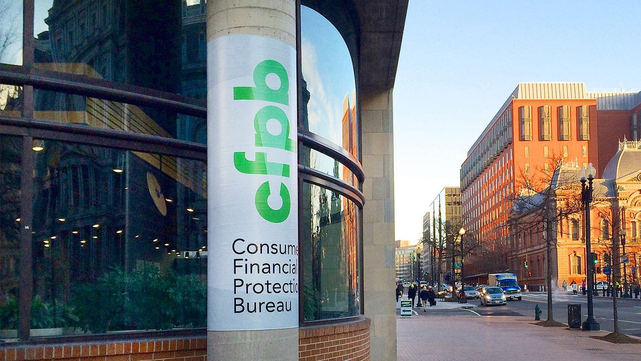 Consumer Financial Protection Bureau building