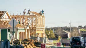 Residential construction jobs creep up, but no help for entry-level homebuyers