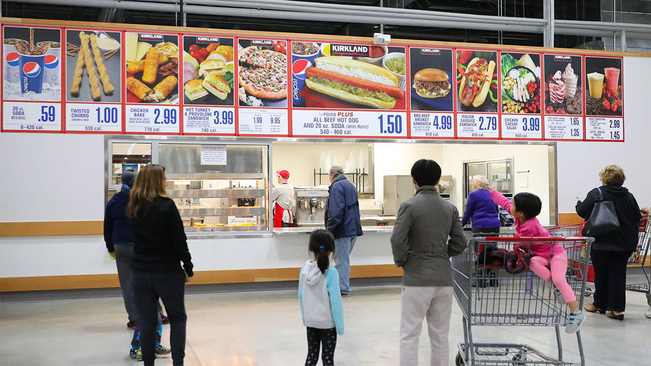 Costco deli