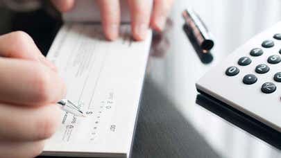 Want to save money on paper checks? Skip your bank