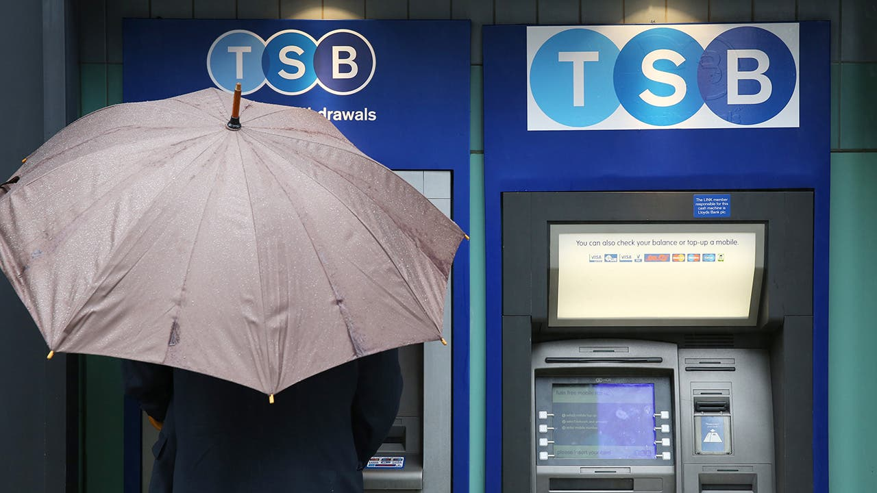 TSB refused help from Lloyds during multi-week IT outage   Bankrate UK