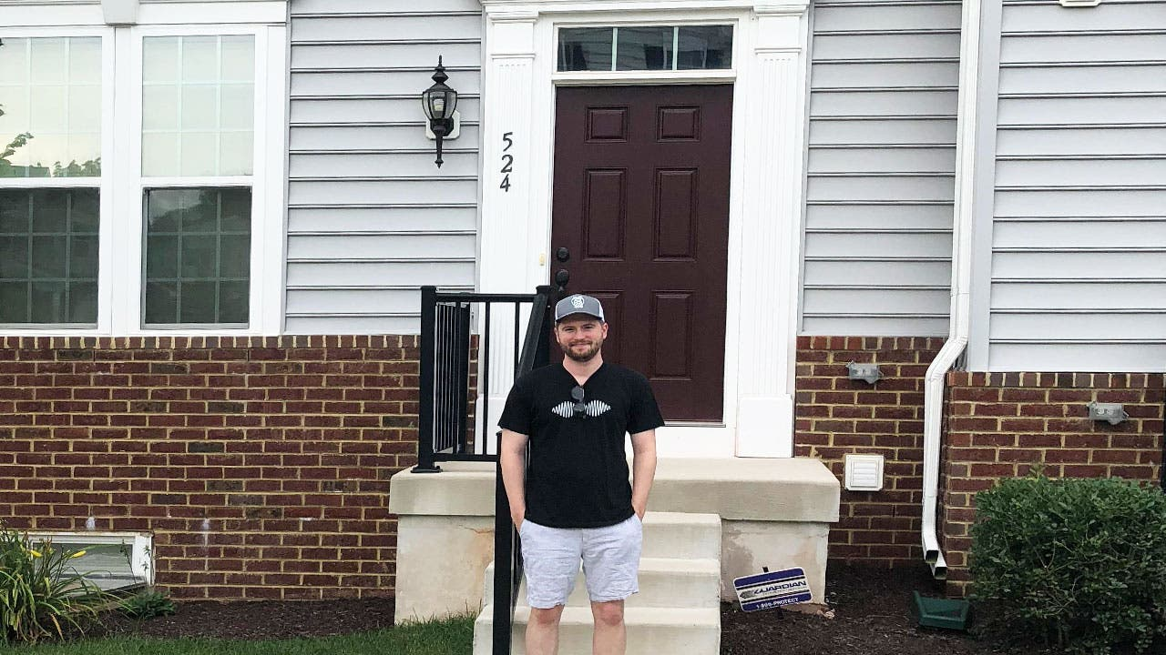 Rob McNeill first time homebuyer