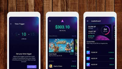 This startup wants to pad your savings just for playing games