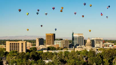 Why Boise real estate is irresistible to West Coasters seeking escape