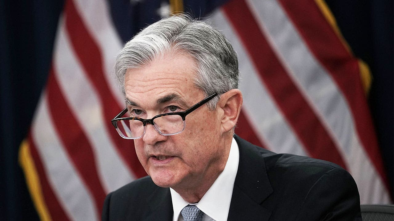 Jerome Powell Federal Reserve
