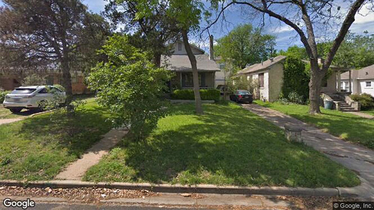 Home in Austin on Google Maps