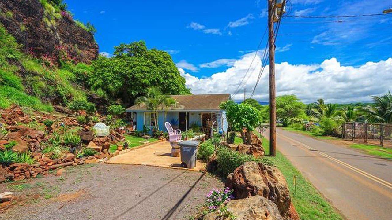 House in Waimea, Hawaii