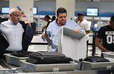 Travellers place belongs in TSA bins