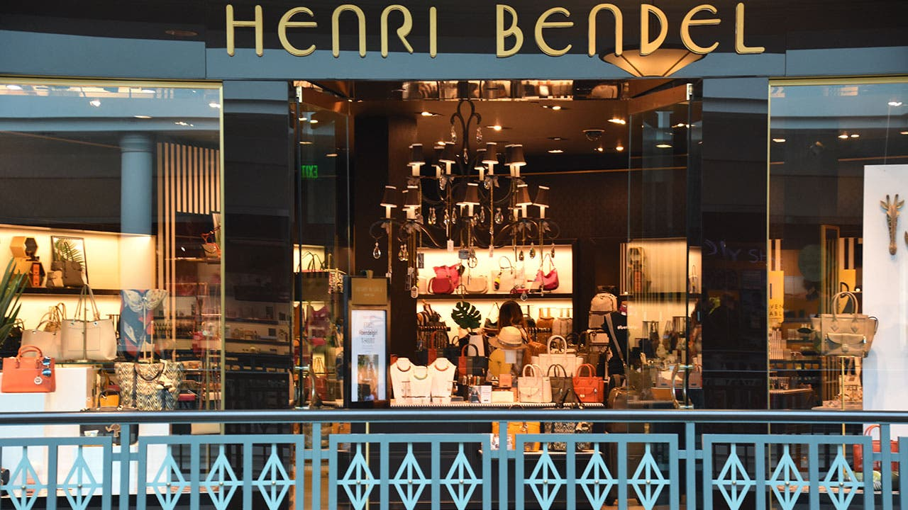 Henri Bendel store
