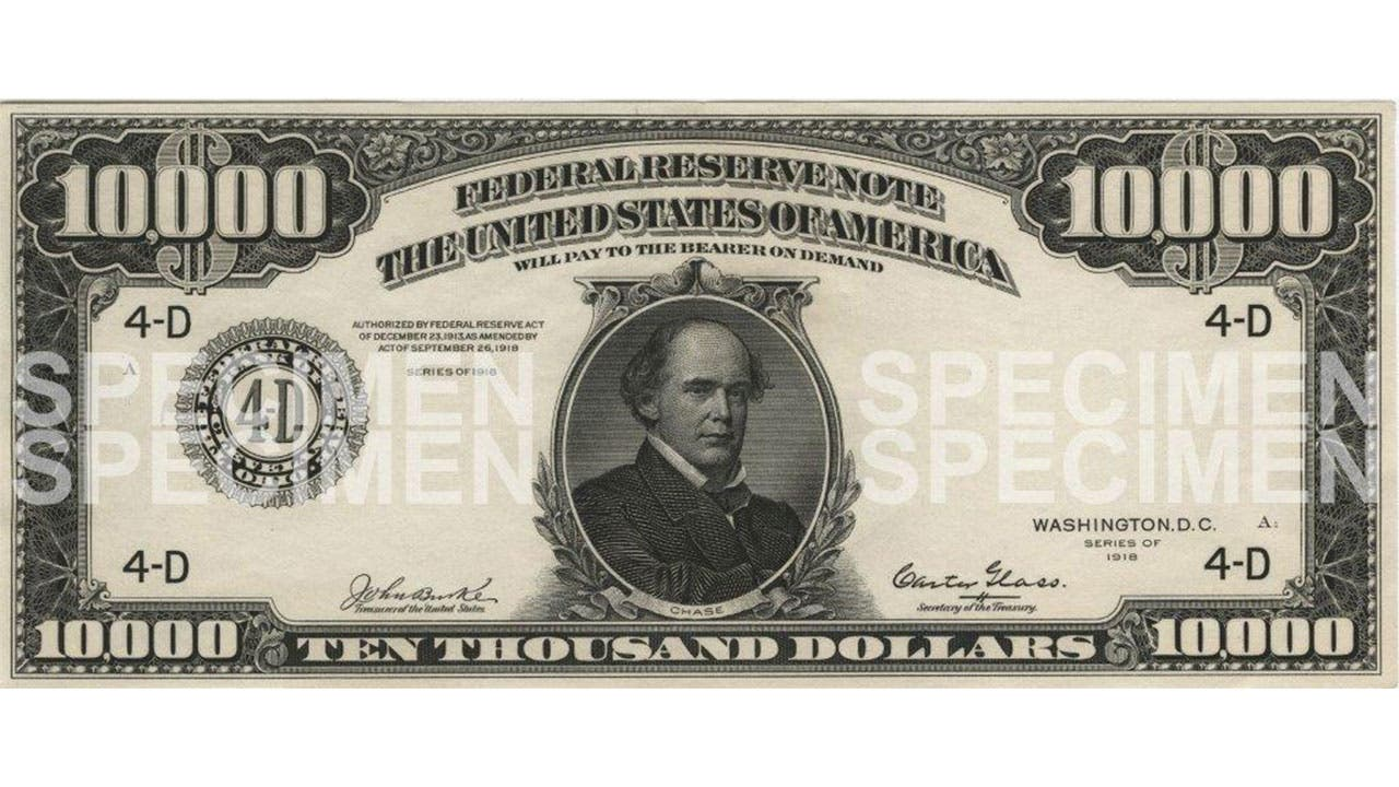 image about Printable 100 Dollar Bill Actual Size identify Illustrations or photos of Substantial Expenditures - $1000, $5000, $10000, $100000