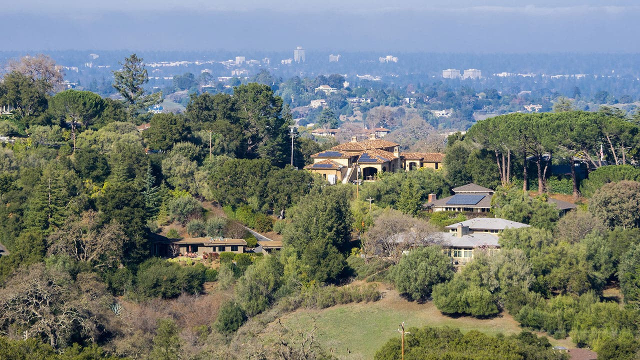 Hills of Los Altos