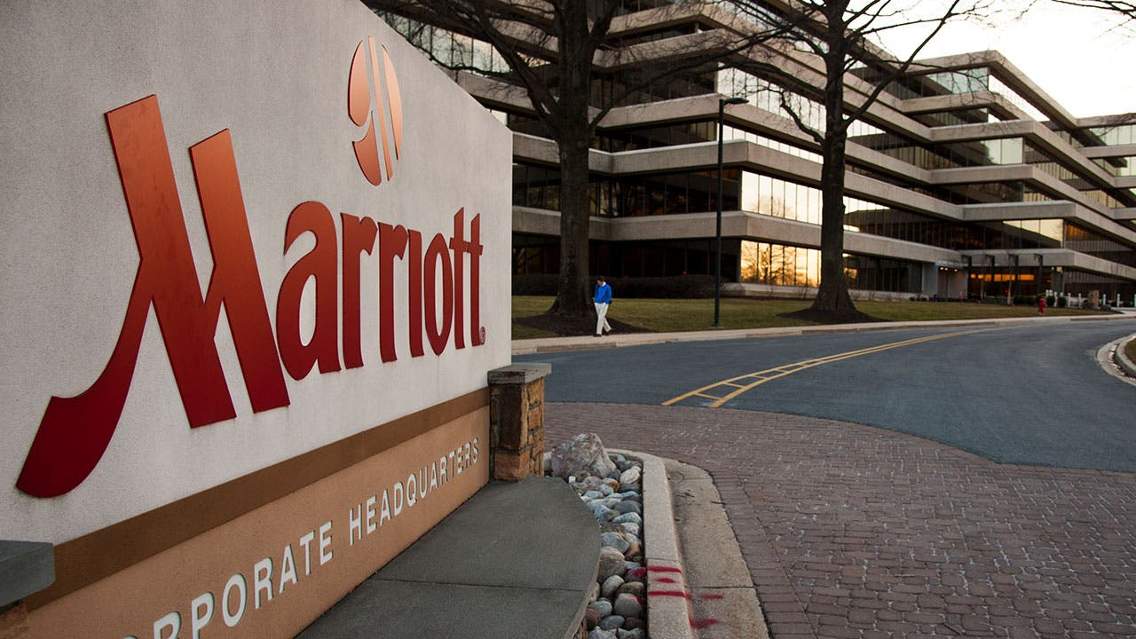 Marriott headquarters