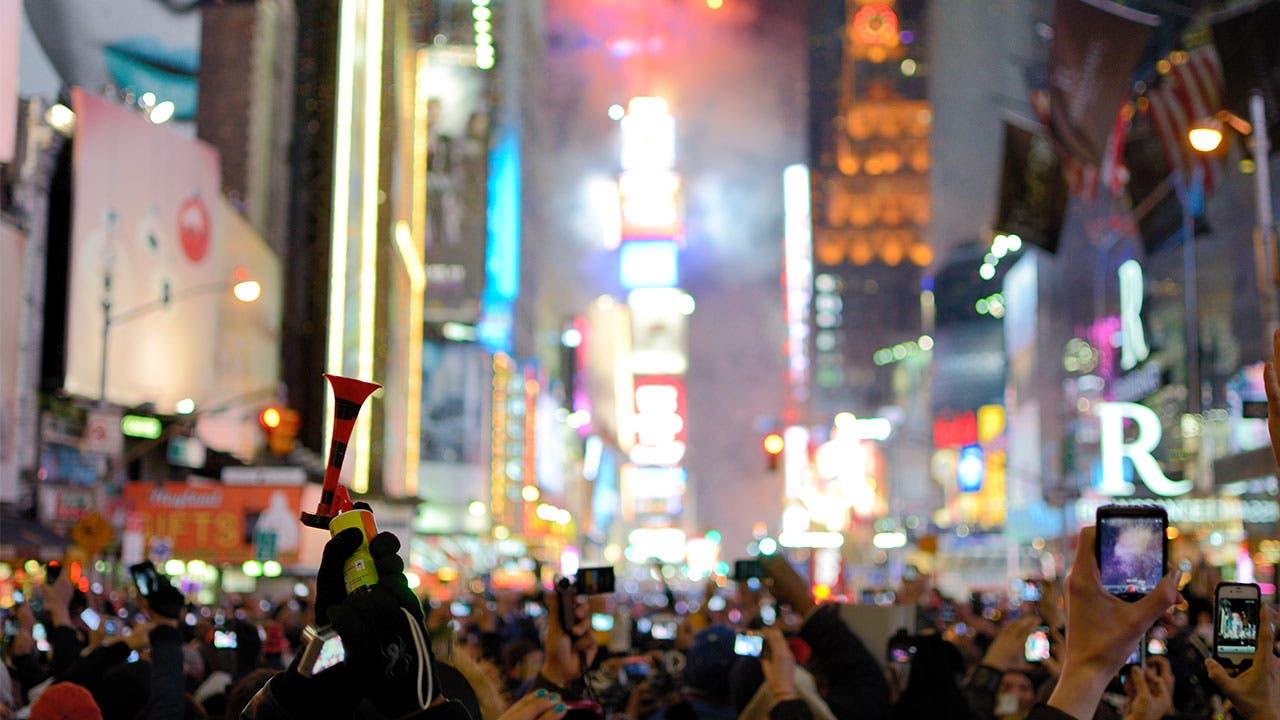 New York New Years Eve
