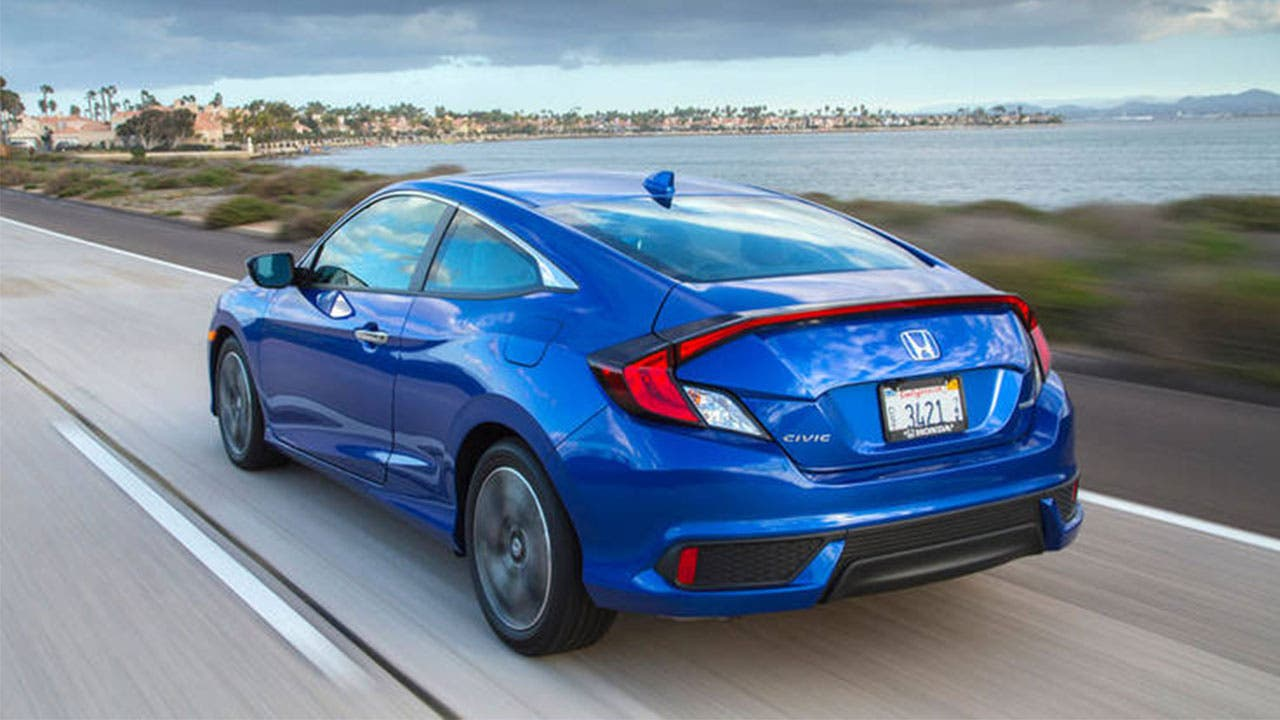 2016 Honda Civic in San Deigo