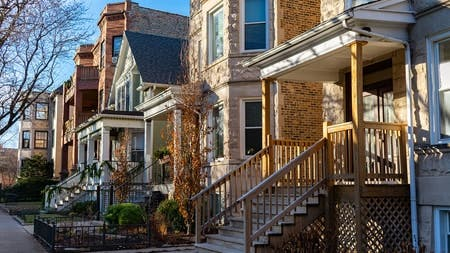 Townhomes in Chicago