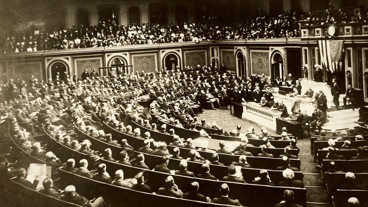 First democratic congress