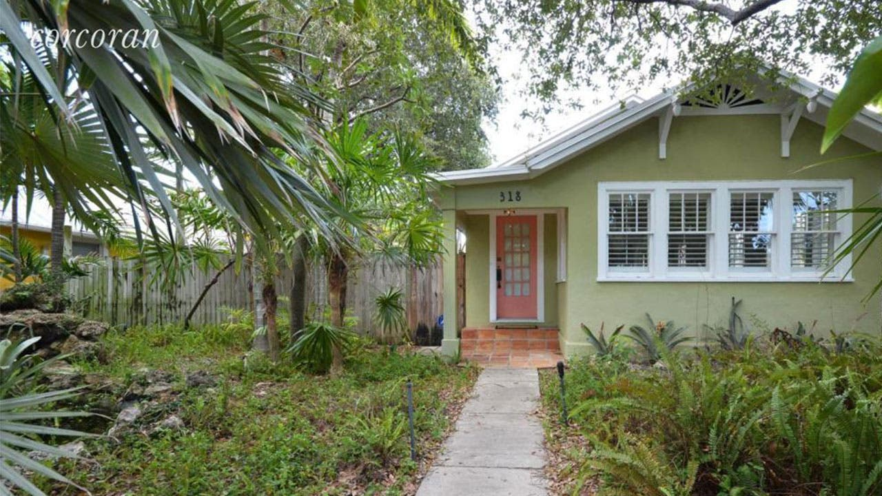 Sears kit home in Lake Worth