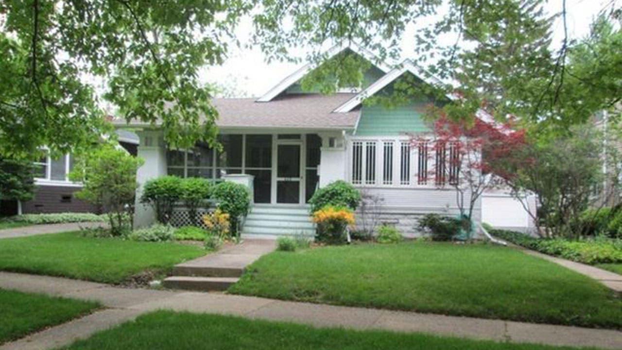 Sears kit home in Park Ridge