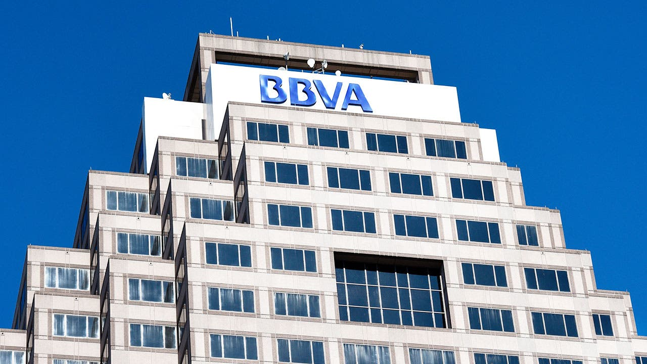 BBVA Bank headquarters building