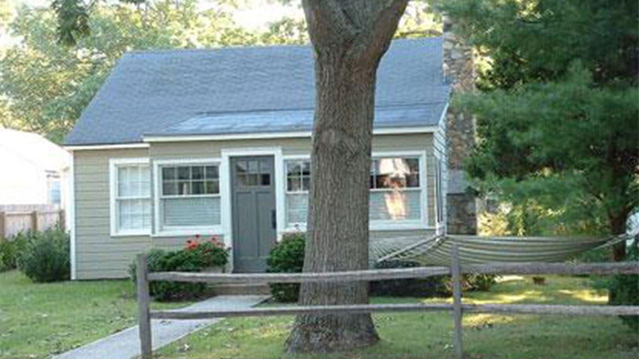 Tiny house in Sag Harbor