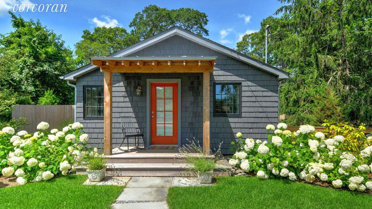 Tiny home in East Hampton