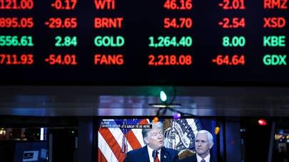 Investors optimistic about 2019 despite uncertainty about Trump administration