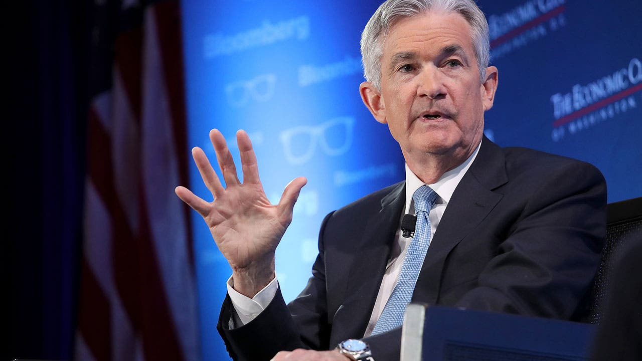 Federal Reserve Chair Jerome Powell at The Economic Club