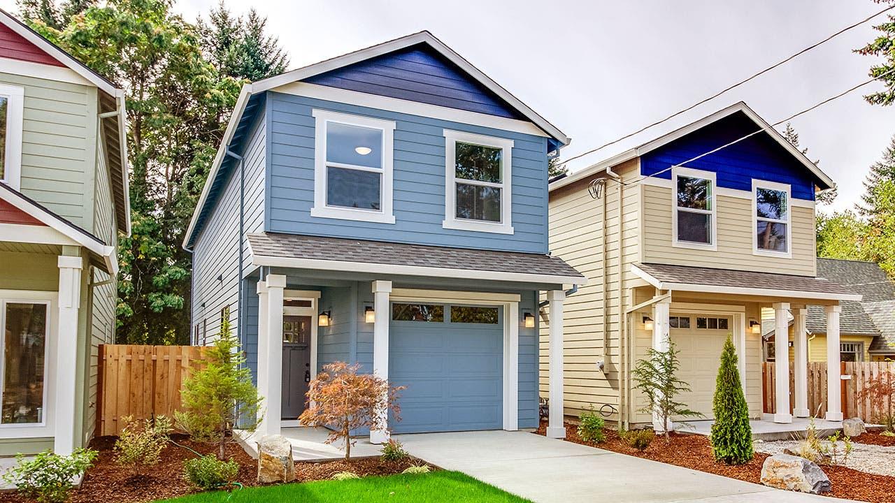 Homes in Portland Oregon