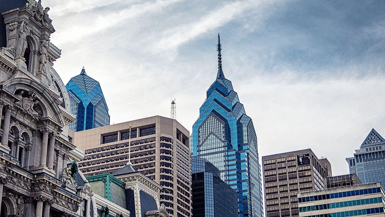 Liberty building Philadelphia