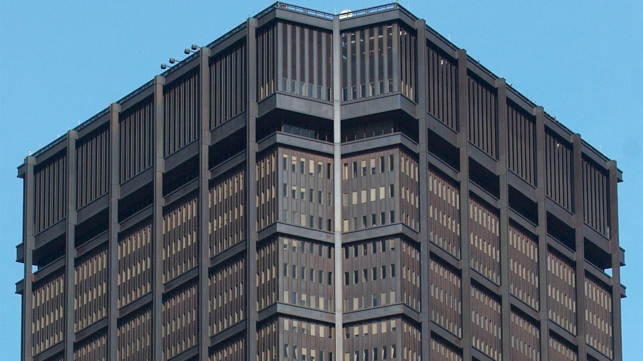 US Steel building Pittsburg