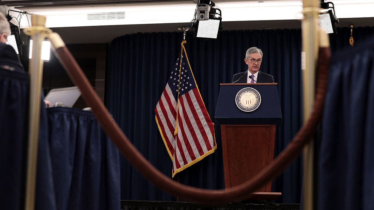 Federal Chair Jerome Powell