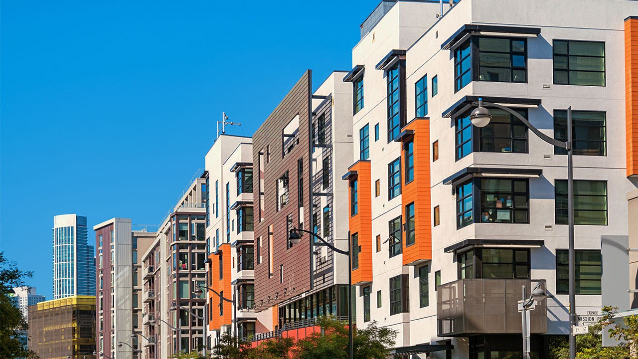 Apartments in San Francisco