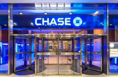Chase Bank in New York City