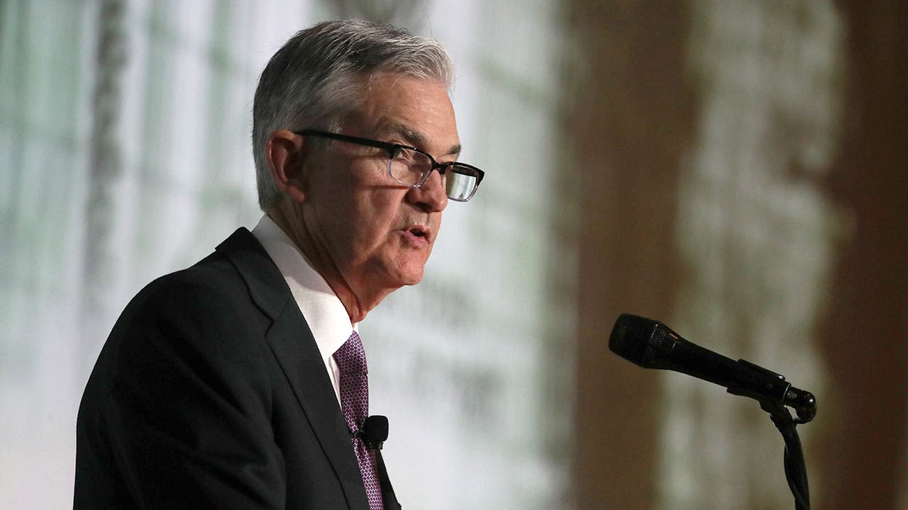 Jerome Powell Fed FOMC Decision Day