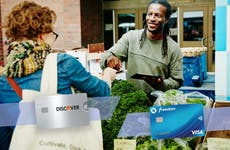 Discover It credit card Chase Freedom Credit Card