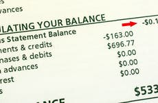 Credit Balance Statement