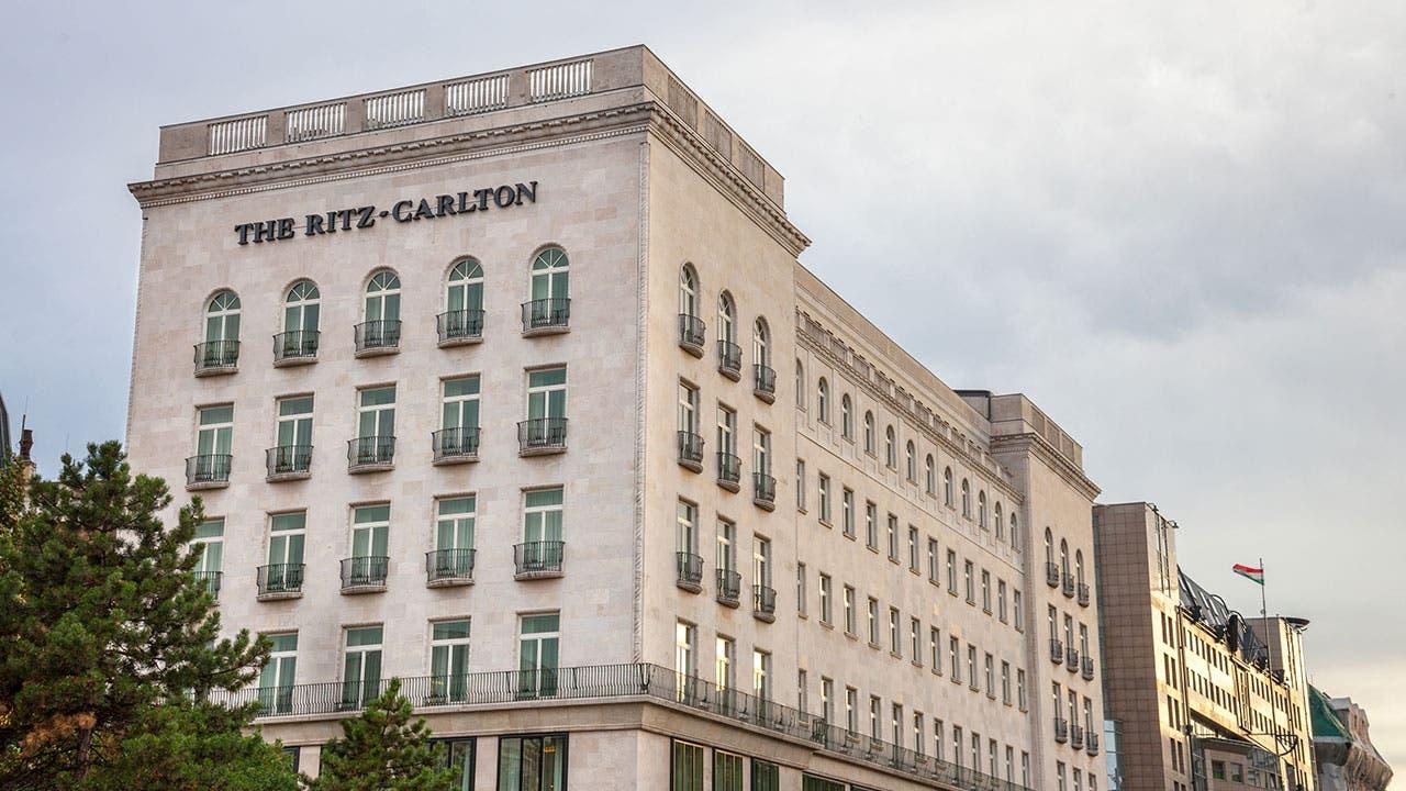 Ritz Carlton Hotel in Budapest