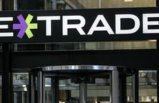 E-Trade building