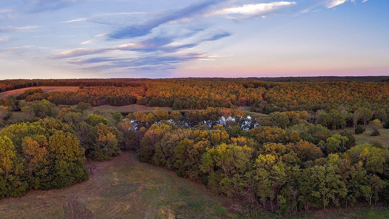 Missouri countryside