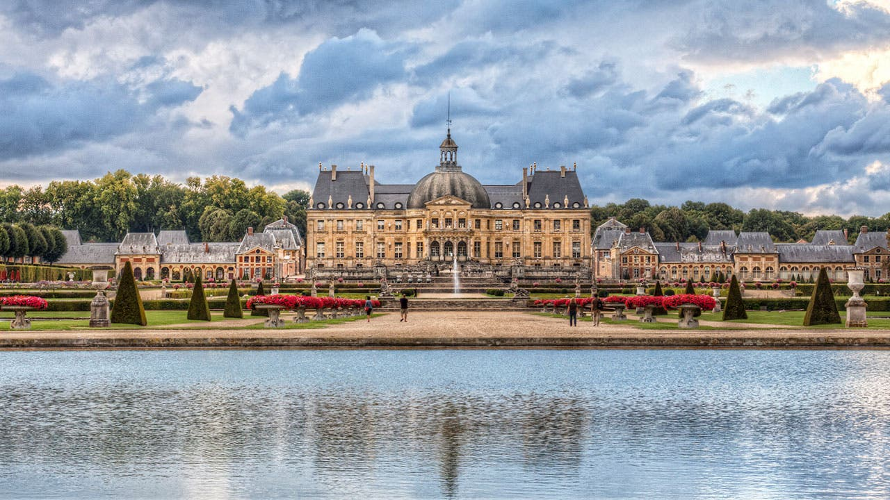 Château of Vaux-le-Vicomte