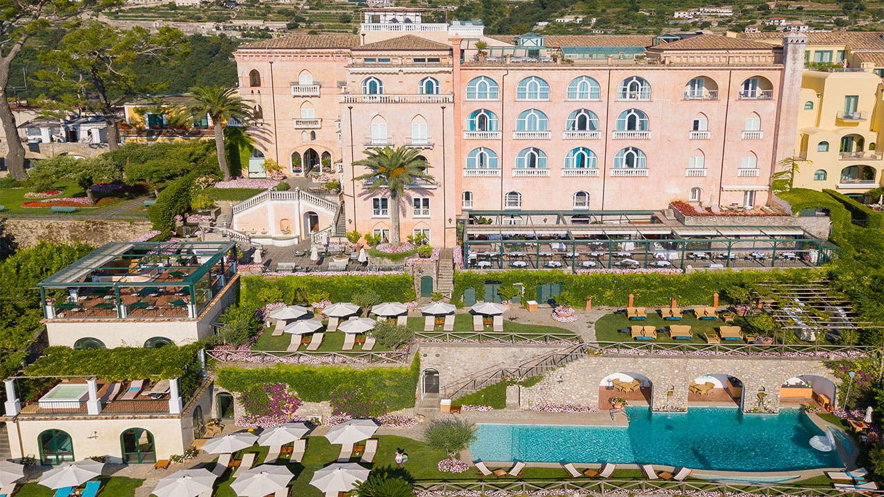 Palazzo Avino in Italy