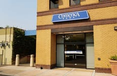 Comerica Bank branch