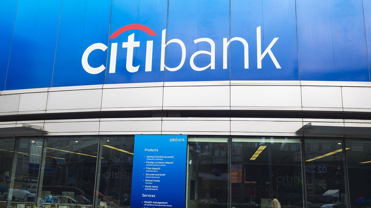 Citi bank branch