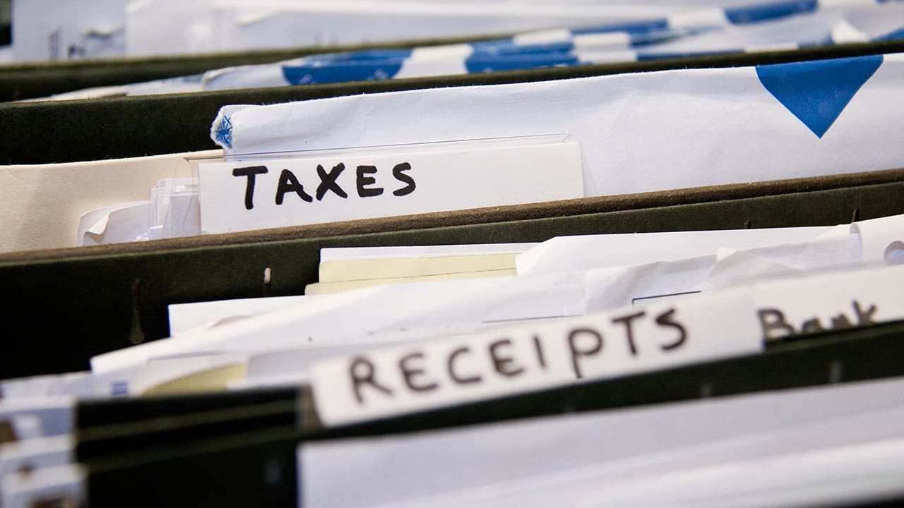 How long to hold personal income tax records