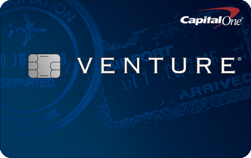 The Venture card is among four Capital One credit cards that earn Miles travel rewards.