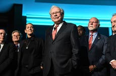 Warren Buffett speaking on investing