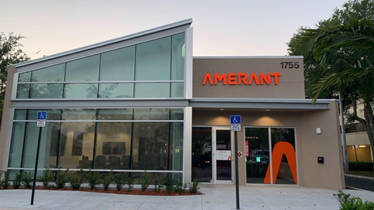 Amerant bank branch