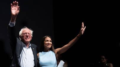 Sanders, Ocasio-Cortez propose credit card interest rate cap
